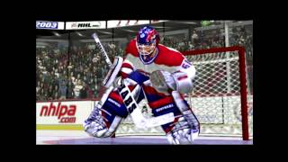 NHL 2003 (PLAYSTATION 2) Tampa Bay vs Montreal