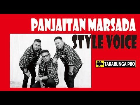 STYLE VOICE - LAGU WAJIB MARGA PANJAITAN - PANJAITAN MARSADA