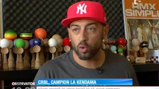 CRBL, campion la kendama