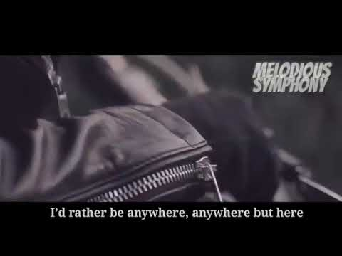 English music with subtitle
