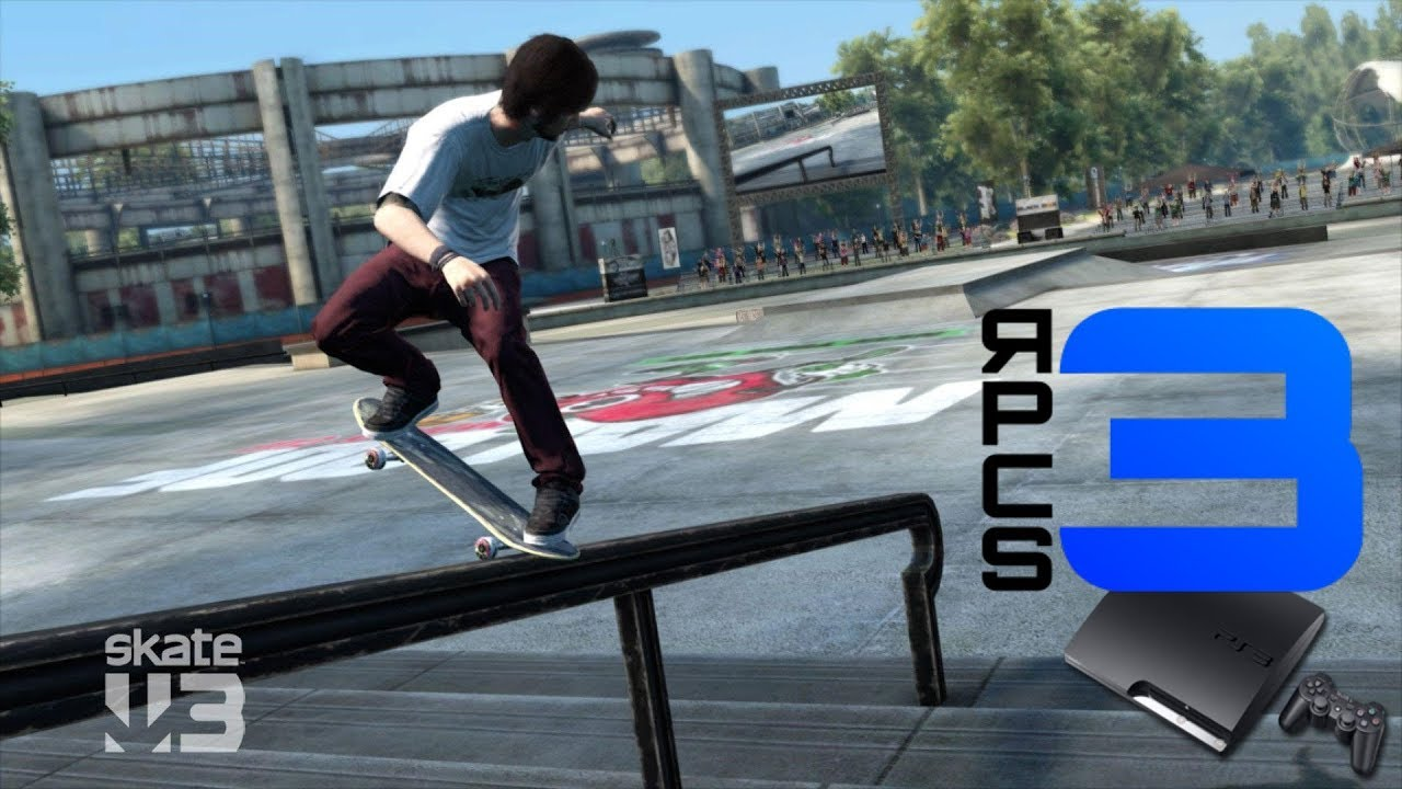 Skate 3 - RPCS3 TEST
