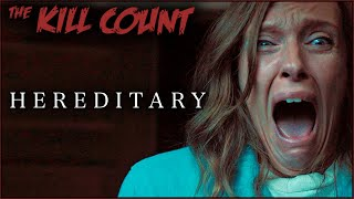 Hereditary (2018) KILL COUNT