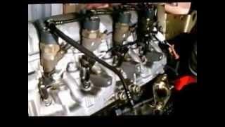 Demontage moteur F9Q732