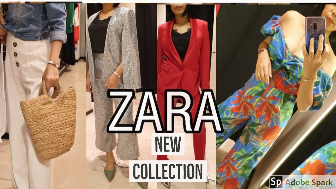 bd1bd041 ZARA SUMMER Collection 2019 - Shoes * Bags * Ladies Wear