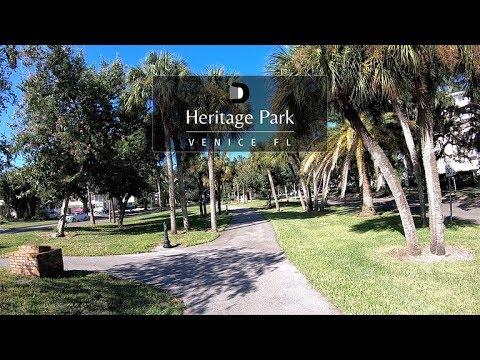 Heritage Park in Venice FL | davidbarrhomes.com