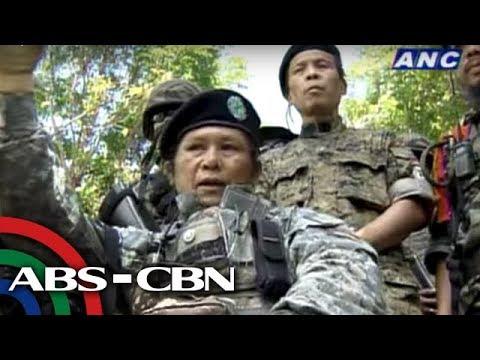 'Commander Bravo' backs Moro peace deal