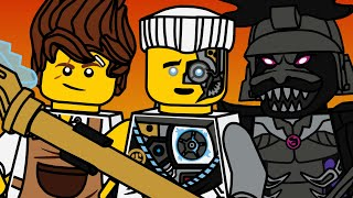 Custom Lego Ninjago Minifigure Series