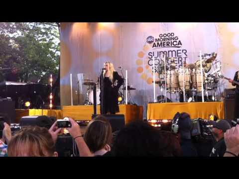 GMA Summer Concert Series: Stevie Nicks
