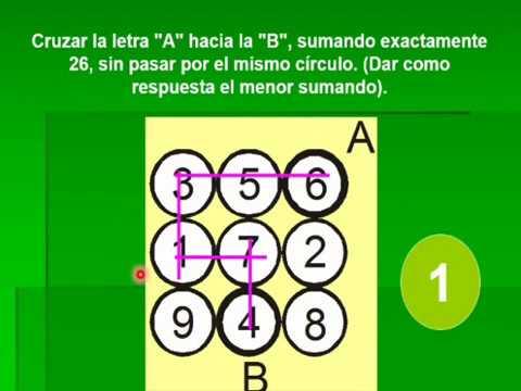 Divertidos Juegos Matematicos 3 Youtube