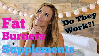 Fat Burners & Supplements | Will They Help You Lose Weight?