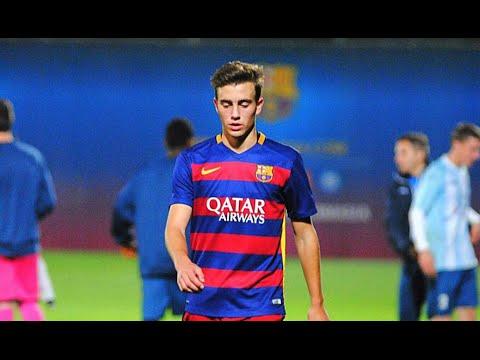 Oriol Busquets 2015/2016 ● Barcelona Juvenil A