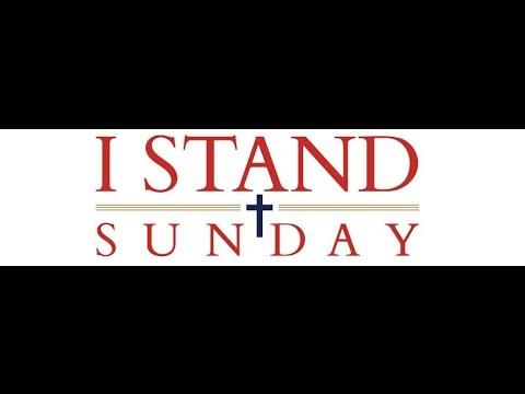 I Stand Sunday