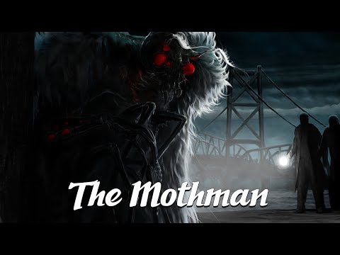 The Mothman Of West Virginia (Mysterious Legends & Creatures #11)