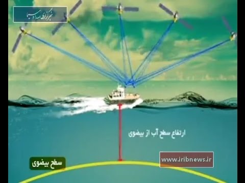 Iran Unveils New Military Geography Projects_May 22, 2017_پروژه هاي نوين جغرافيايي ارتش ايران