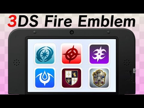 Ranking the Fire Emblem 3DS Games