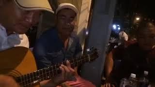 Bến xe miền đông - Minh Tuấn , Ty Ca - Trieu Vy Guitar