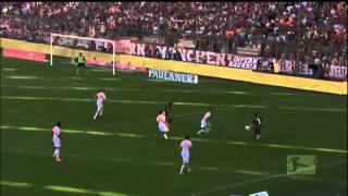 Bayern Munich vs. Stuttgart