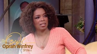 Oprah's Priceless Reaction to a Phone Going Off in Studio Audience | The Oprah Winfrey Show | OWN