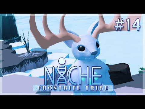 Antlers of Ancient Warriors! | Niche Let's Play • Frostbite Tribe - Episode 14