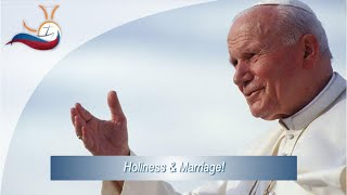 Holiness: St. Pope John Paul II's 1st Pastoral Priority