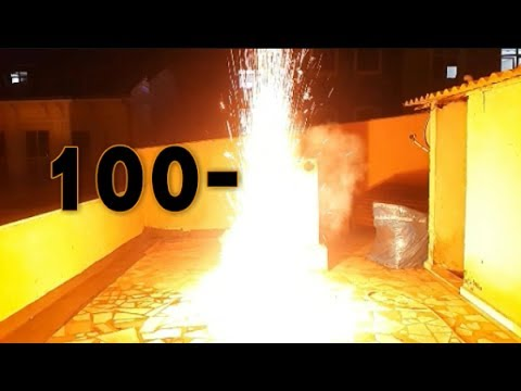 100 ADET MAYTAP PATLAMASI ''MAYTAP BOMBASI''