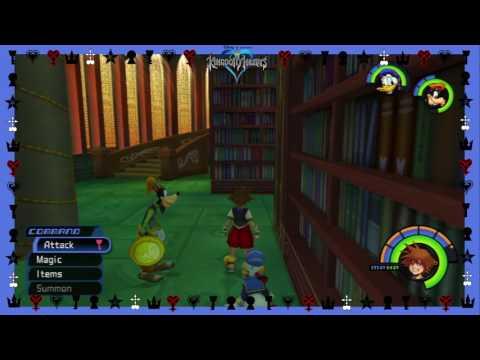 Kingdom Hearts: Final Mix - Part 12 (Sora, the Crests, Hurry Up)