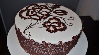 Сахарная мастика для покрытия торта рецепт в домашних условиях(Данный видео рецепт показывает как приготовить Сахарную мастику для покрытия торта в домашних условиях...., 2015-02-16T19:51:26.000Z)