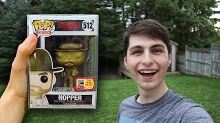 Baixar How I Got The LE 40 Golden Hopper Funko Pop!