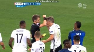 Franciaország 2-0 Németország: Griezmann tizenegyesgól