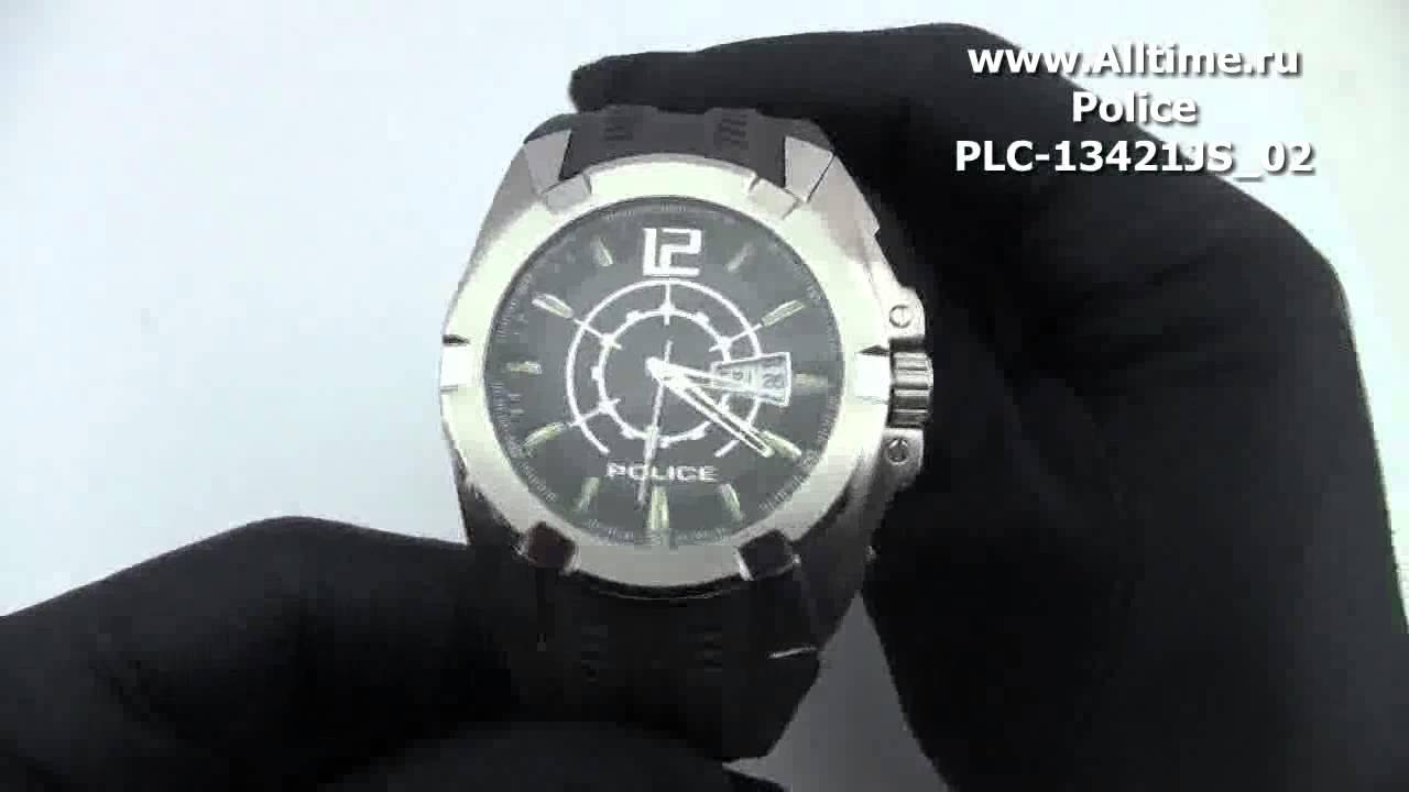 044ecfc4b974 Мужские наручные итальянские часы Police PLC-13421JS/02