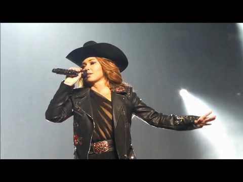 Shania Twain - Any Man Of Mine - (NOW Tour Fan Video Compilation - Enhanced Live Audio Mix)