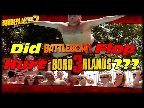 Did Battleborn's Flop Hurt Gearbox Or Borderlands 3? Borderlands 2 Tiny Tina DLC Krieg Gameplay!