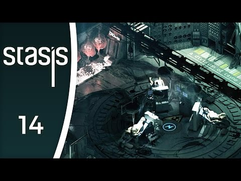 This is what they did to the pregnant women - Let's Play STASIS #14