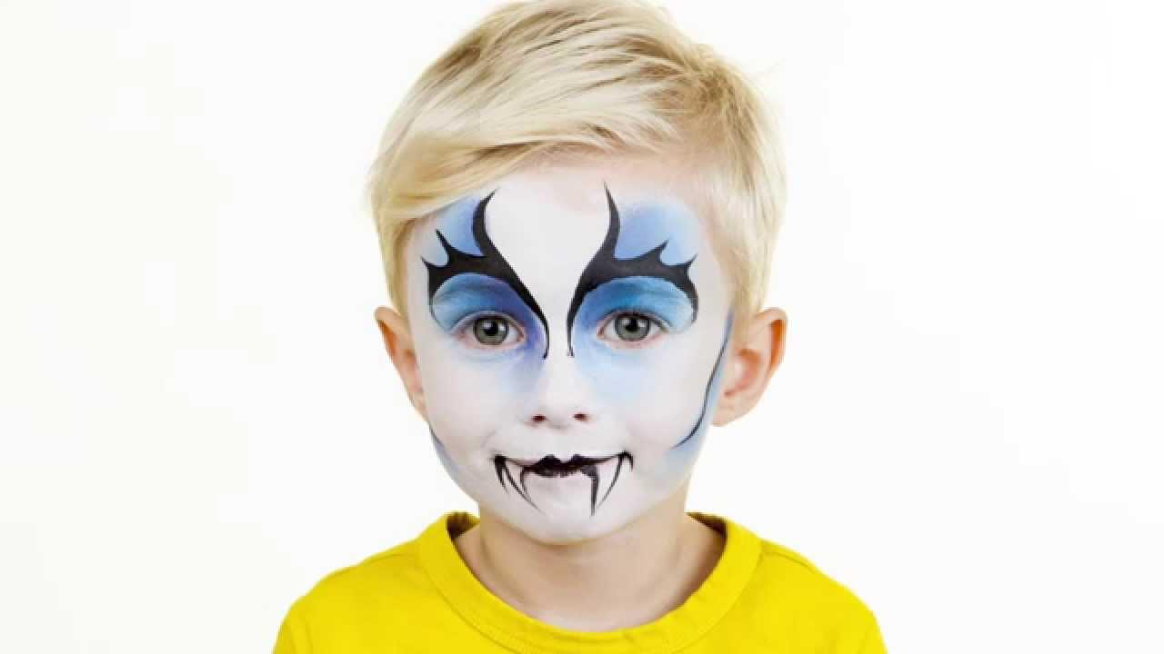 maquillage pour halloween un vampire effrayant youtube