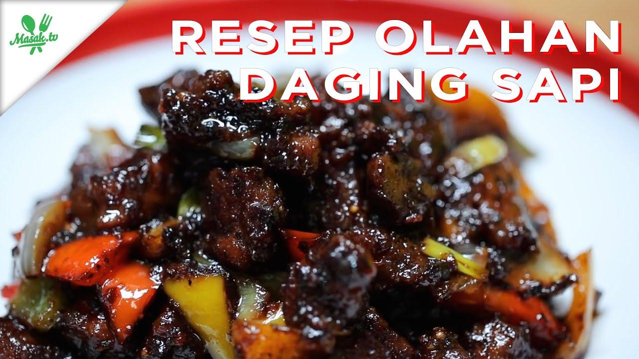 Resep Olahan Daging Sapi