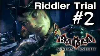 謎語人挑戰任務攻略 Riddler Trial #2: Pinkney Orphanage in Chinatown