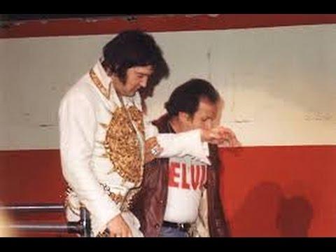 ELVIS PRESLEY April 21, 1977, Coliseum, Greensboro, North Carolina, USA