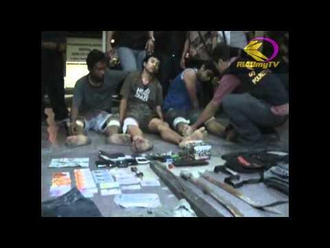 pelaku perampokan dan pembunuhan di pekanbaru ditangkap.flv