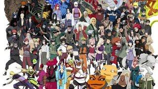Gambar cover GOKIL!113 nama karakter naruto dalam satu lagu asik