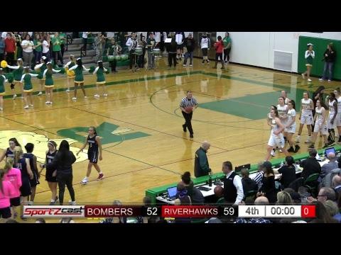 Richland High Girls Varsity Basketball vs. Chiawana RiverHawks