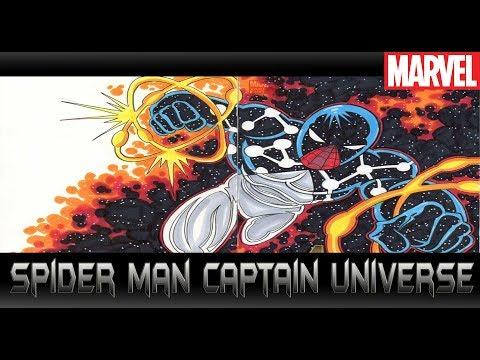 สไปเดอร์แมนร่างเทพจะโหดขนาดไหน[Spiderman Captain Universe]comic world daily