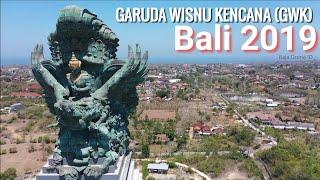 Video Udara Patung Garuda Wisnu Kencana (GWK) Bali 2019