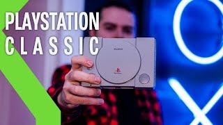 PlayStation Classic, toma de contacto: el pequeño gran golpe a nuestro corazón gamer