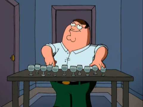 Family Guy - Peter plays a song & Chris is afraid of a Vasectomy