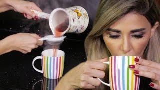 شاي لازالة احتباس الماء من الجسم وفقدان الوزن