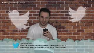 Mean Tweets – Antisemitism Edition