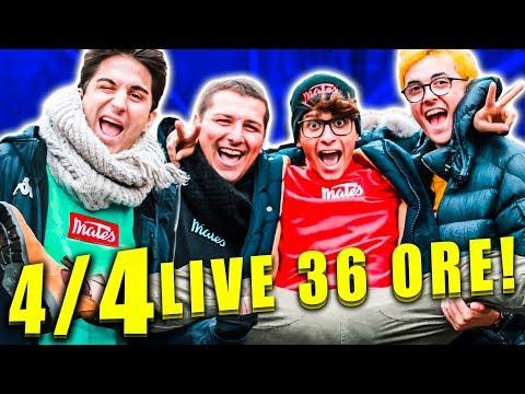 LIVE DI 36 ORE CON I MATES - PARTE 4/4