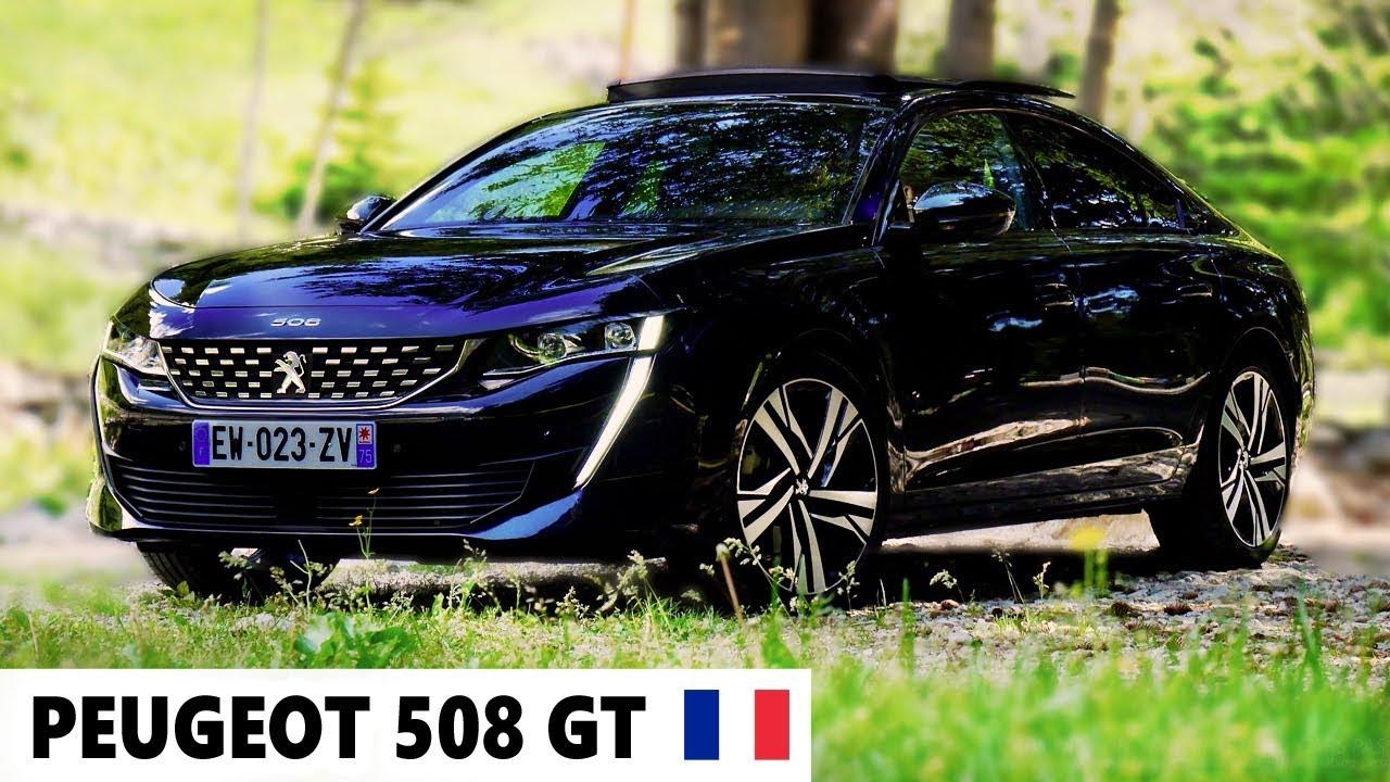 Nouvelle Peugeot 508 Une Claque Aux Allemandes Youtube