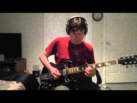 Focus - Sylvia (Guitar Cover)
