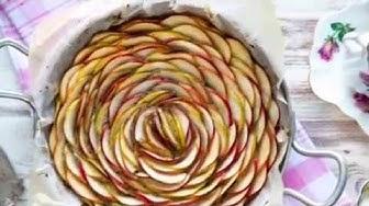 Terveellisempi omenapiirakka | Kinuskikissa